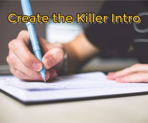 create the killer into
